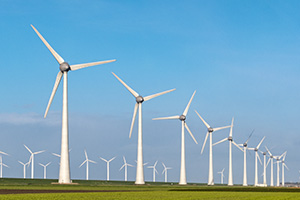 Power & Energy - Wind Farm