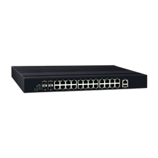 10Gb Managed PoE Switch