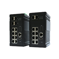 Gigabit Managed PoE Switch